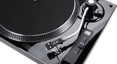 Converting records to MP3 or CD