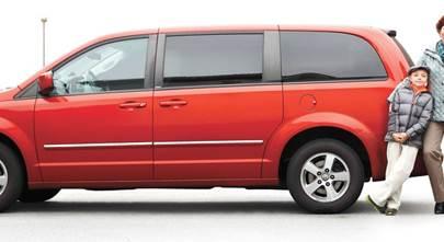 Soundtrack of a family van