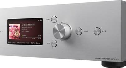 Sony HAP-Z1ES Hi-Res Music Player review