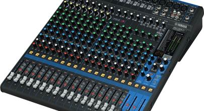 Yamaha MG Series mixers