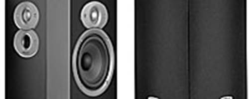 On-wall Speakers, Wall Mounted Speakers - Crutchfield