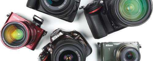 Digital cameras buying guide
