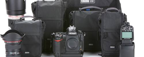 Accessorize your digital SLR