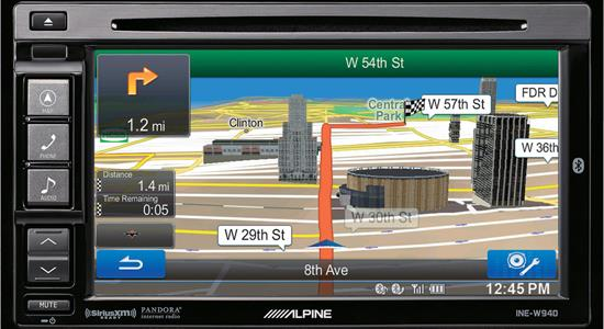 Introduction to GPS navigation