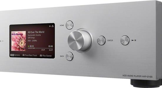 Sony HAP-Z1ES Hi-Res Music Player review