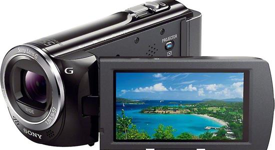 Finding the right camcorder