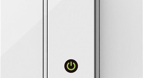 WeMo light switch installation