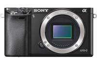 Sony Alpha a6000 (no lens included) (Black)
