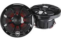 Wet Sounds REVO 6-SWB (Black SW Closed Grille)