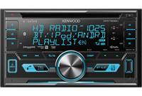 Kenwood Excelon DPX793BH (Factory Refurbished)