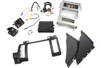 Metra 99-5842 Dash and Wiring Kit (Silver/Black)