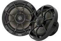 Wet Sounds RECON 6-BG (Black with Open Grille)