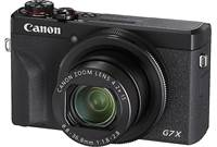Canon PowerShot G7 X Mark III (Black)