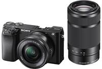 Sony Alpha a6100 Two Lens Kit