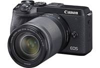 Canon EOS M6 II Telephoto Lens Kit