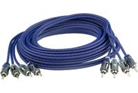 EFX Marine RCA Patch Cables (12-foot)