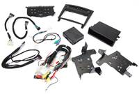Metra 99-7625B Dash and Wiring Kit (Matte Black)