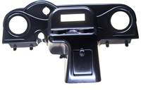 VIP Dash Kit for Single-DIN Radios (Black Paintable)