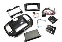 Scosche ITCCR01B Dash and Wiring Kit (Gloss black)