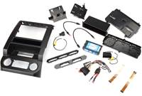 PAC RPK4-FD2201 Dash and Wiring Kit (Metallic Black)