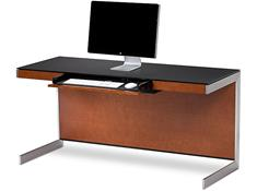 BDI Sequel 6001 Desk- Natural Stained Cherry