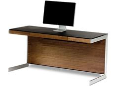 BDI Sequel 6001 Desk- Natural Walnut