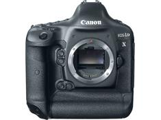 Canon EOS 1D X Digital SLR Camera- 18.1MP, 12fps,