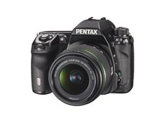 Pentax K-5 II with 18-55mm 3X Zoom Kit Lens