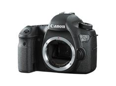 Canon EOS 6D (no lens included)