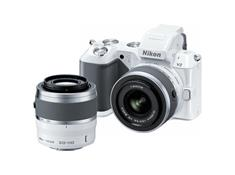 Nikon 1 V2 Camera with Two Zoom Lenses