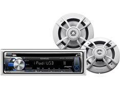 Kenwood Marine Receiver/Speakers Package