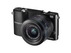 Samsung NX1000 with 2.5X Zoom Lens