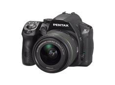 Pentax K-30 with 3X WR Zoom Lens