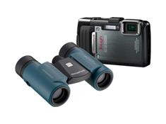 Olympus TG-830 with 8 x 21 RC II Waterproof Binoculars
