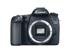 Canon EOS 70D (no lens included)