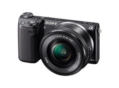 Sony Alpha NEX-5T 3X Zoom Lens Kit