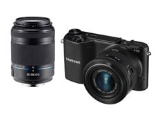 Samsung NX2000 Smart Camera Two Lens Kit