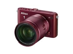 Nikon 1 J3 with Wide-range 10X Zoom Lens