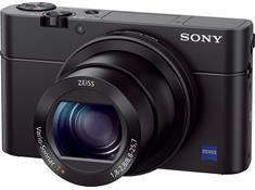 Sony DSCRX100M3/B Digital Camera - Black - 20.1MP