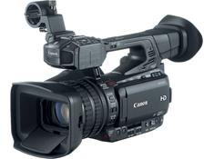 Canon XF-200 High Definition Camcorder
