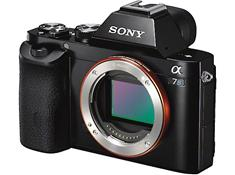 Sony Alpha ILCE-7SB Interchangeable Lens Camera- E-Mount,