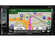 In-dash GPS Navigation Receivers