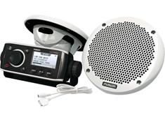 Marine Receiver & Speaker Packages