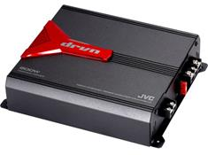 Great deals on JVC's DRVN Series car amps: serious power without a big price tag