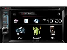 In-dash DVD Players & Video Receivers