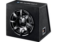 Nice price breaks on Blaupunkt sub boxes: just add an amp and rock out