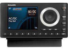 Dock-and-Play Satellite Radios