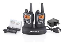 Off-road GPS & Two-way Radios