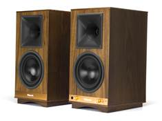 Compare Klipsch The Sixes vs KEF LS50