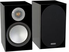 Monitor Audio Silver 100 Black Gloss, pr
